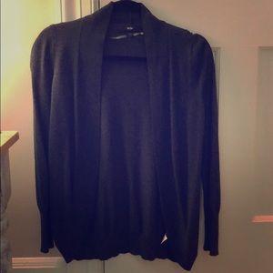 Mossimo dark grey cardigan sweater - XS